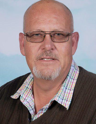 Mr. Jan van Rensburg - Principal