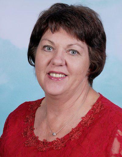 Mrs. L. Marais - Treasurer